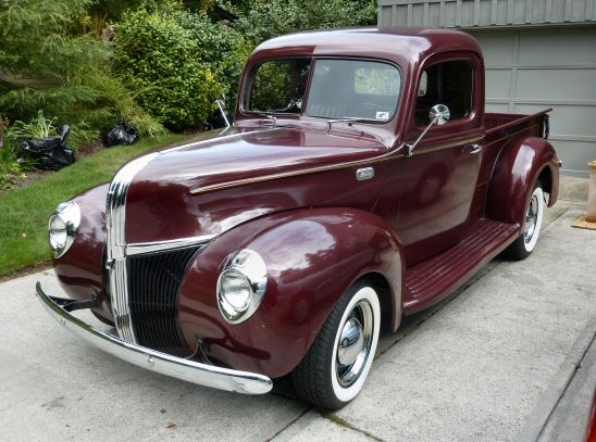 1941 Ford   Ford Pick-up 1935...1947   Pinterest