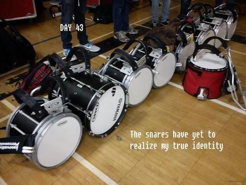 Drumline Marching Band Jokes