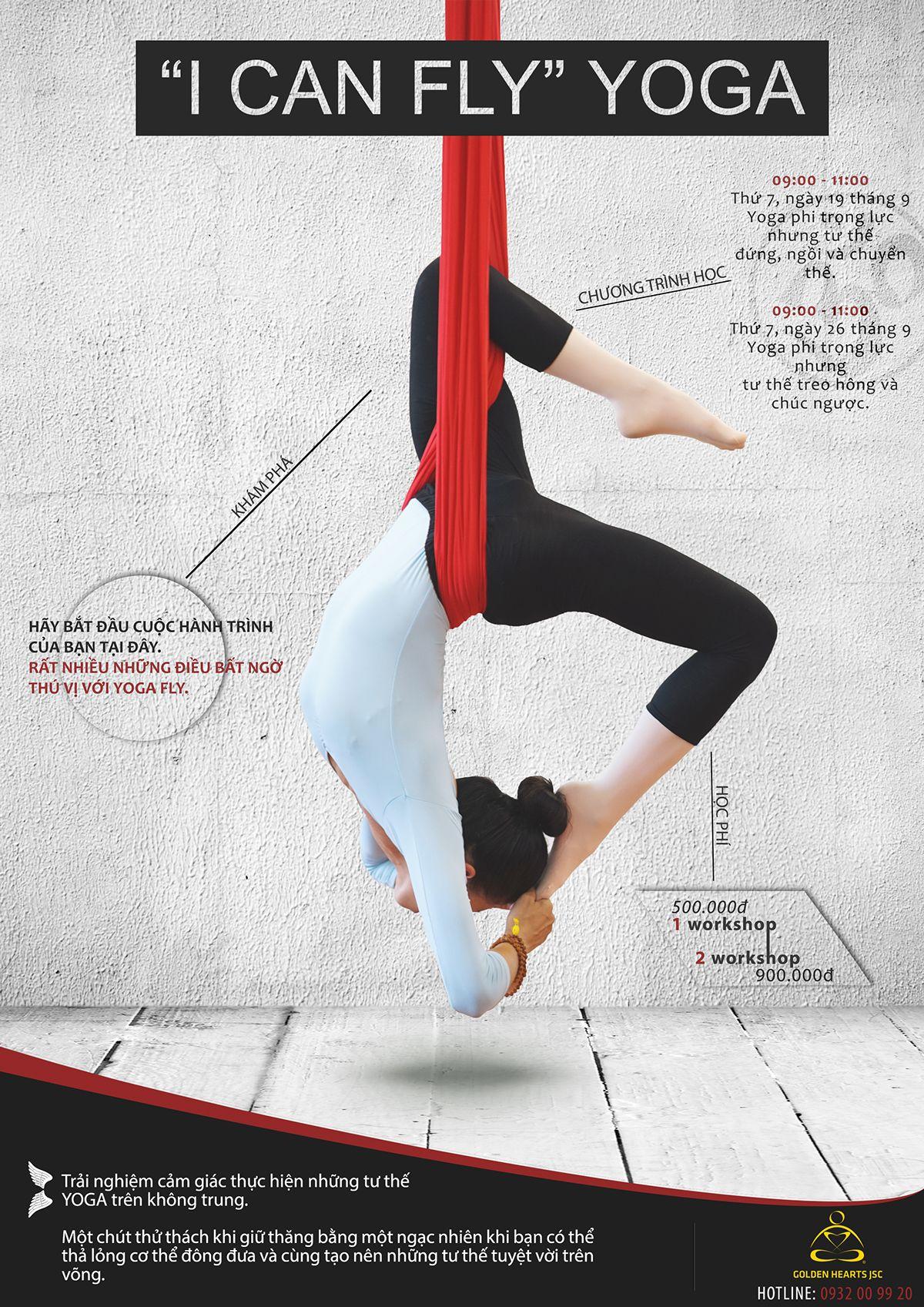 Zen poster design - Yoga Zen Poster Design On Behance