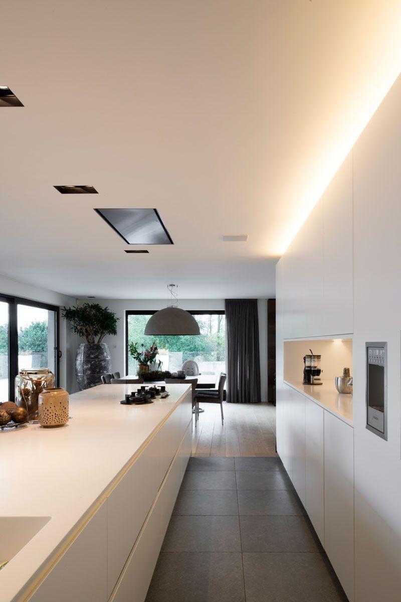 Kitchen/Keuken #Moderninteriordesign | Modern interior design ...
