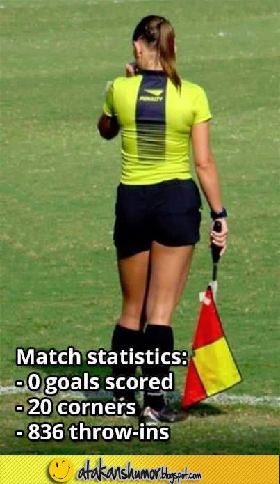 Woman Referee Humor D D Funny Games Funny Images Referee