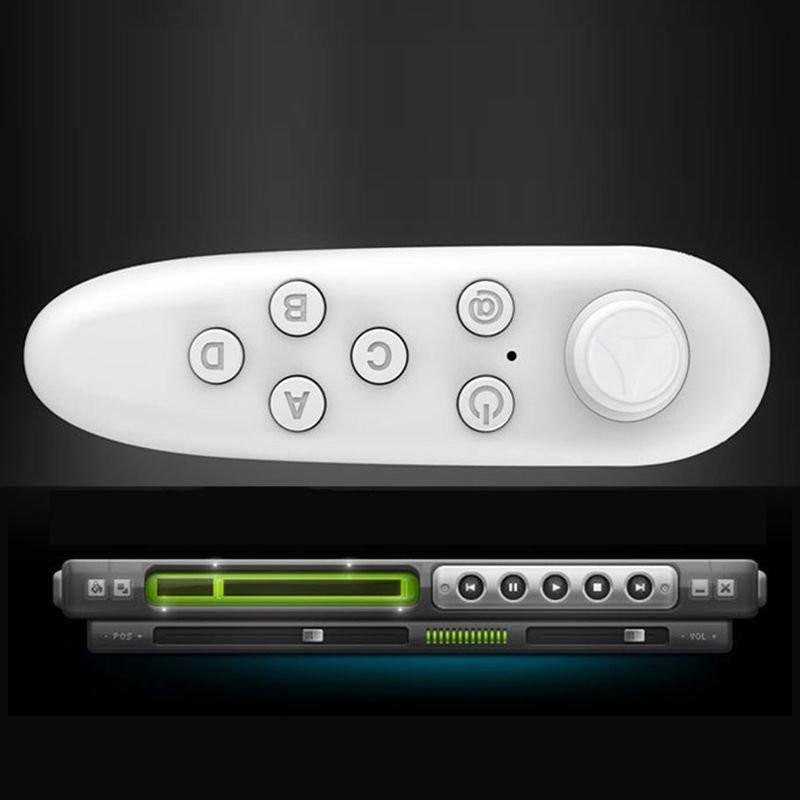 Wireless Bluetooth VR BOX Remote Control Joystick Gamepad