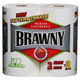 1 00 1 Brawny Paper Towel Product Coupon Items That Aren