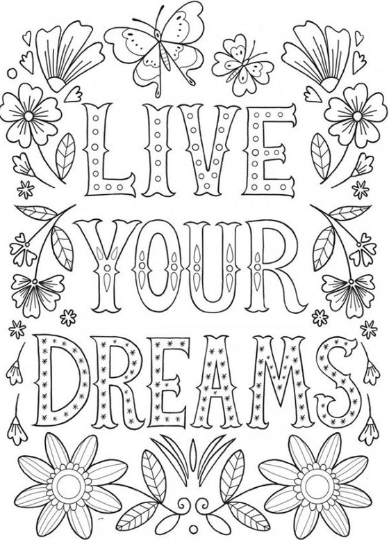 Express Yourself Coloring Pages Coloring Kids in 2020 ...