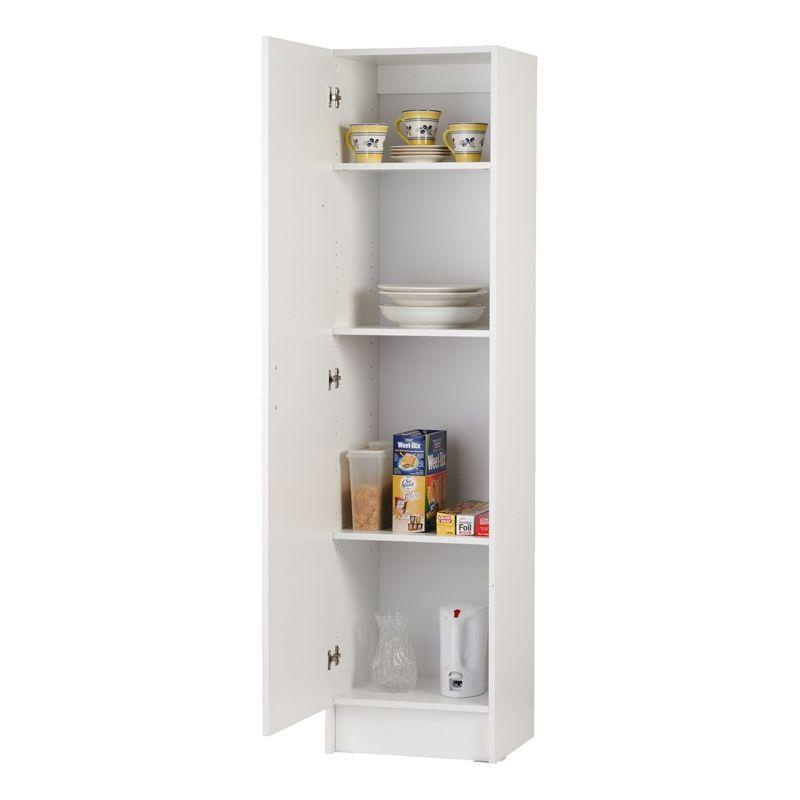 $150 Bedford One Door Pantry Linen Cupboard 450mm from Bunnings ...