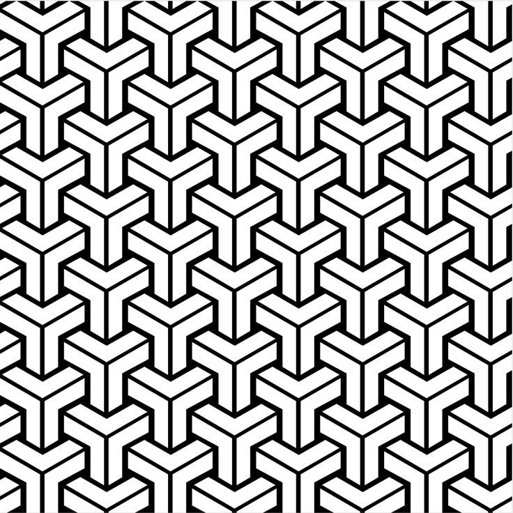Vintage Patterns Coloring Pages. Free Vintage Coloring Book Pages  Retro Patterns Geometric Design Wallpaper Seamless Background