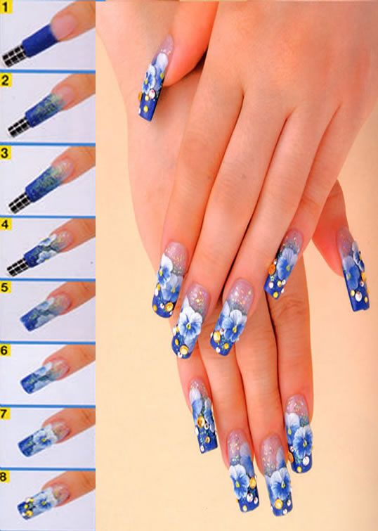 Pros and cons of acrylic nails – advantages and, They may make your ...