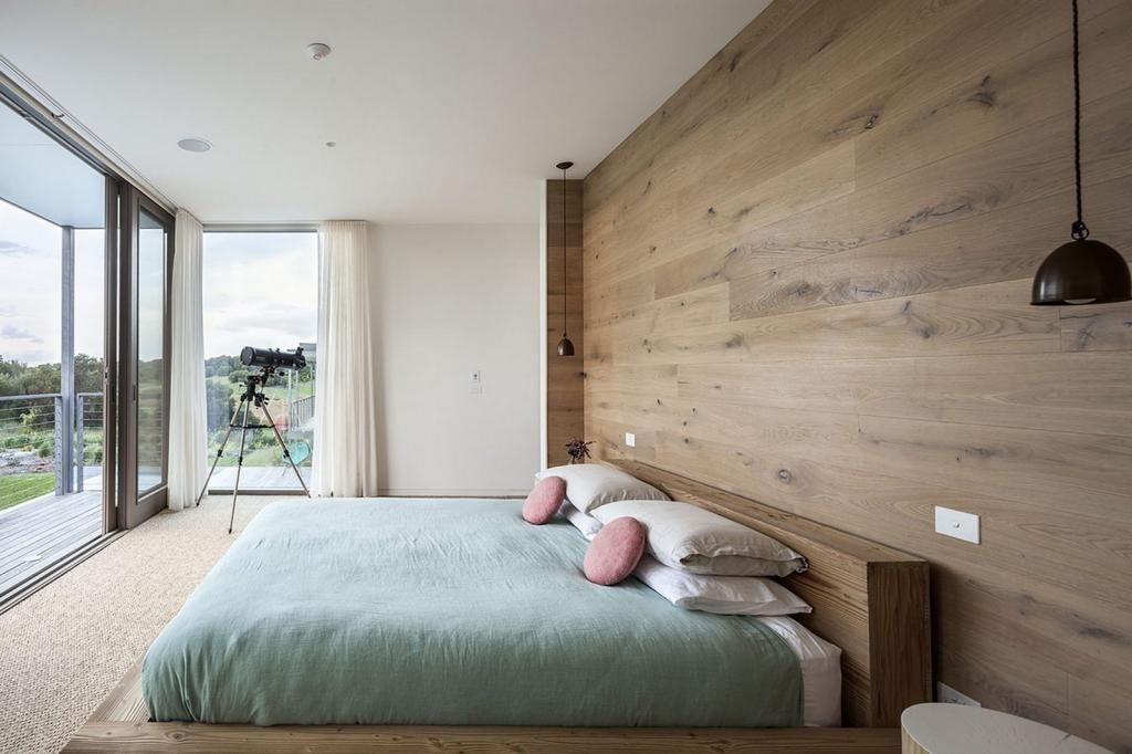 wood-veneer-wall-bedroom-combination-with-wall-glass-bedroom-with ...