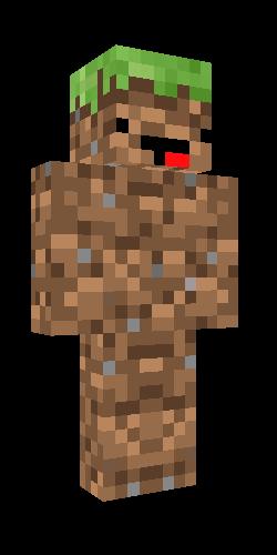 Dirt Noob Minecraft Skins Noob Minecraft Skin
