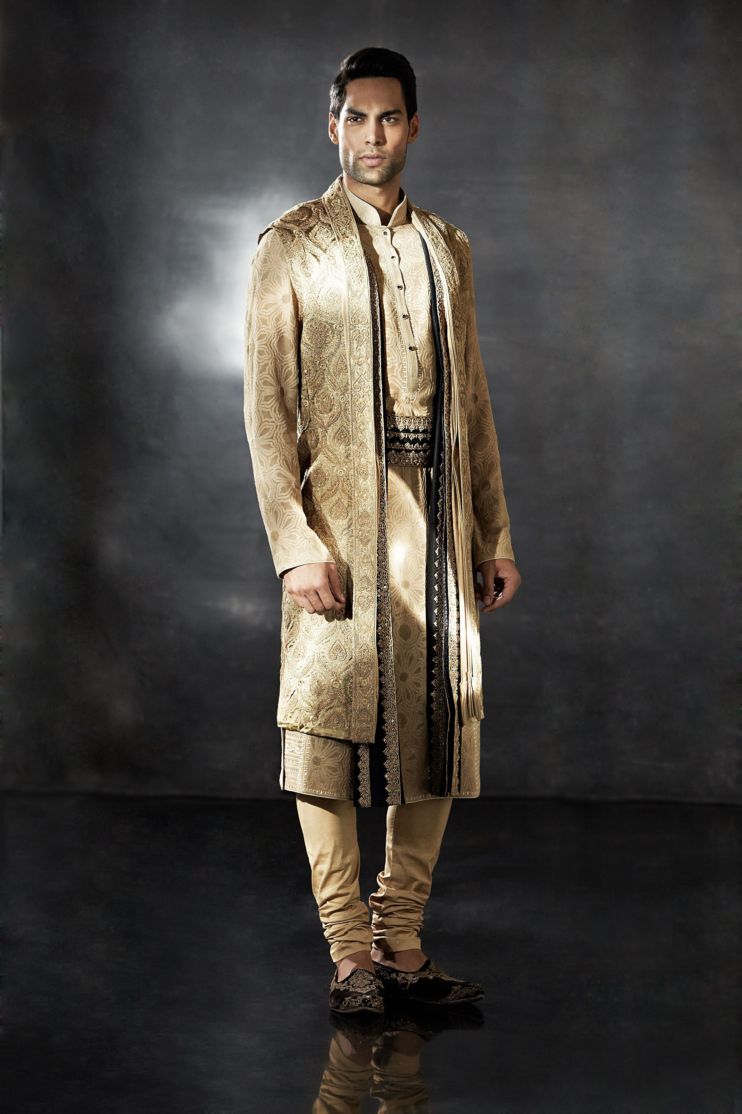Pin by NIN9 Studios on Men's (Indian) Fashion | Indian men ...