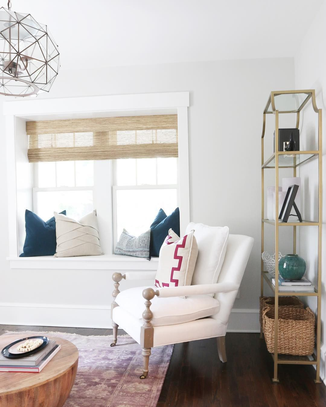 Window Treatments Interiordesign: Living Room Remodel, Minimalist