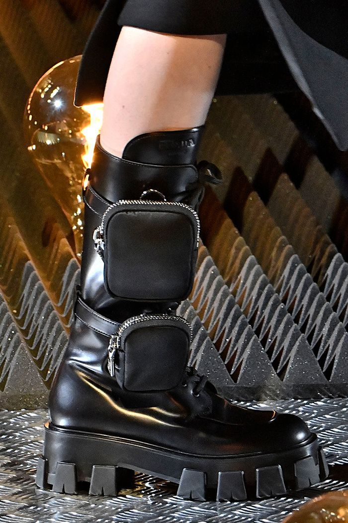 Prada designer boots for fall   Boots
