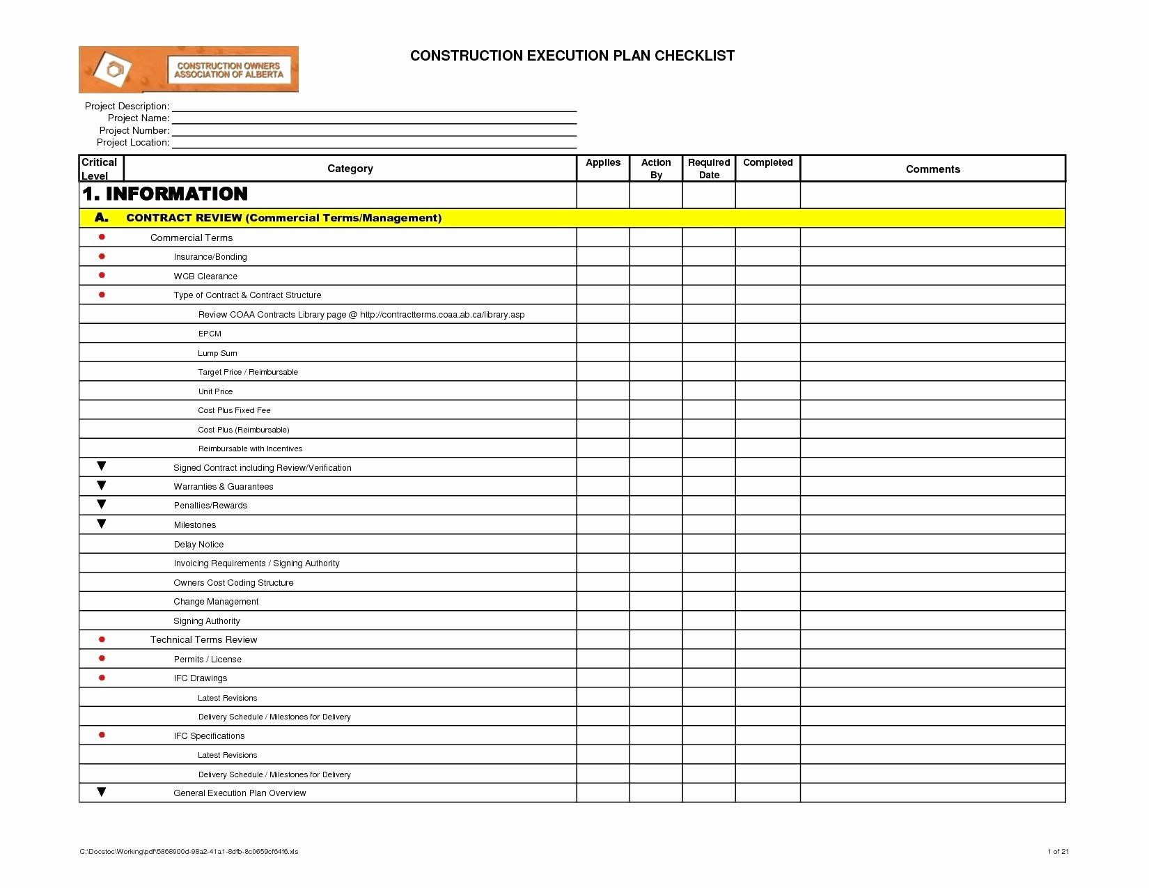 Building Maintenance Schedule Excel Template Beautiful Building Maintenance Event Planning Checklist Templates Event Planning Checklist Event Planning Template