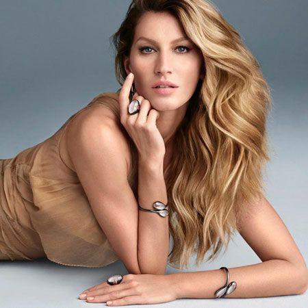 Celebrity Supermodel Gisele Nude Png