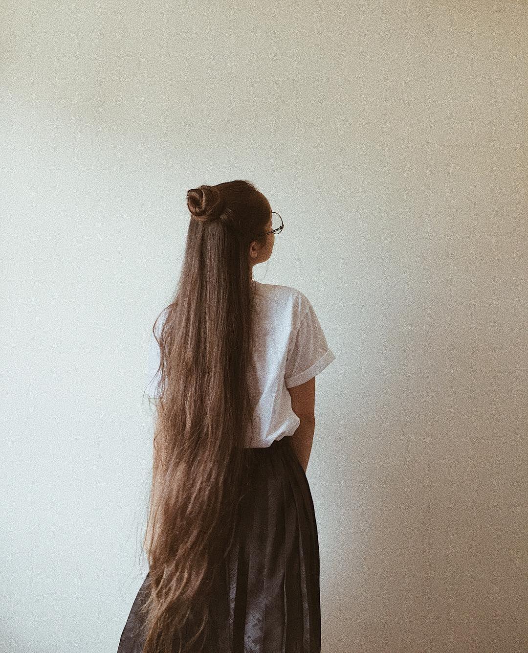 Rebeccapeppeler Long Hair Tumblr Hair Styles Long Hair Girl