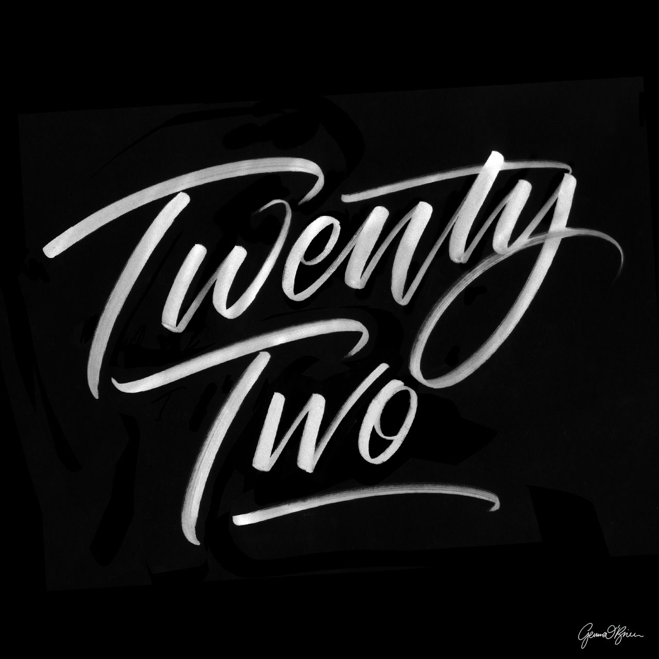 Twenty Two By Gemma OBrien