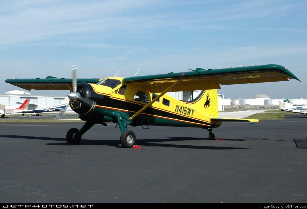 De Havilland Canada DHC2 Beaver N416WY SN1453 TampaPeter