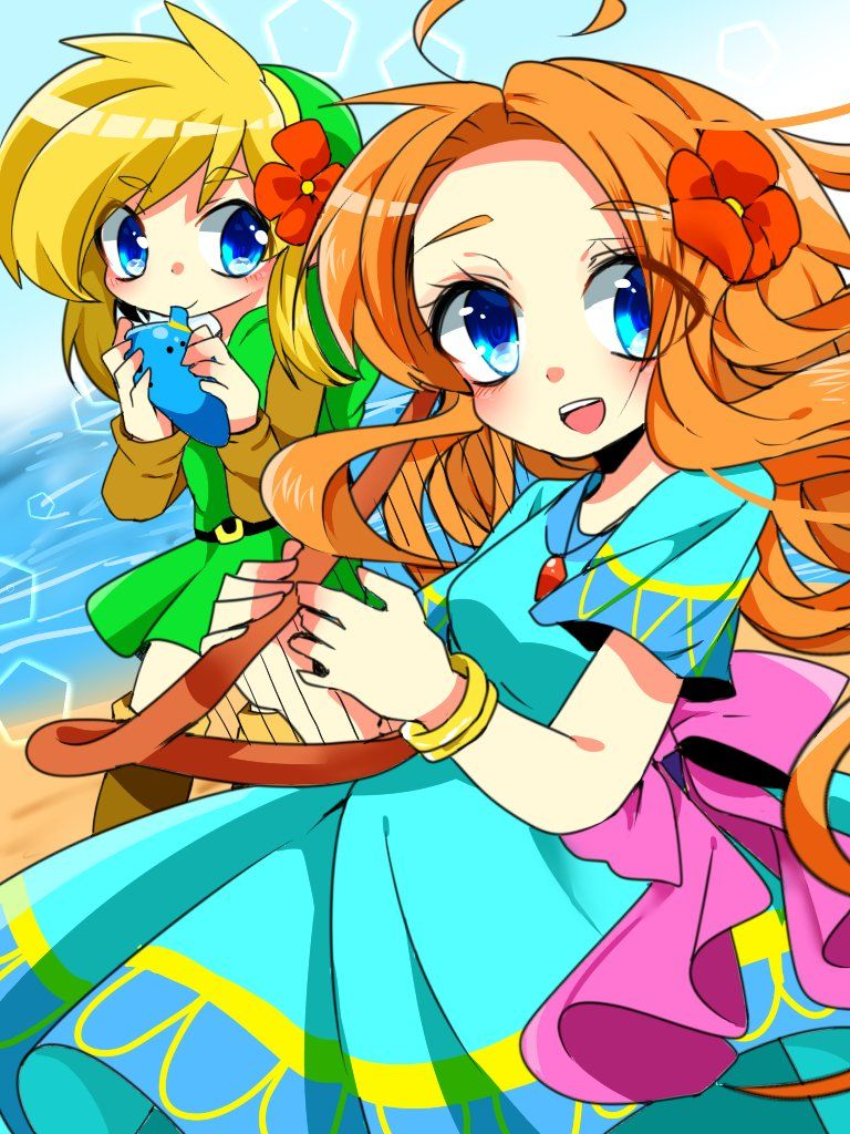 Link Marin Link S Awakening 25th Anniversary By