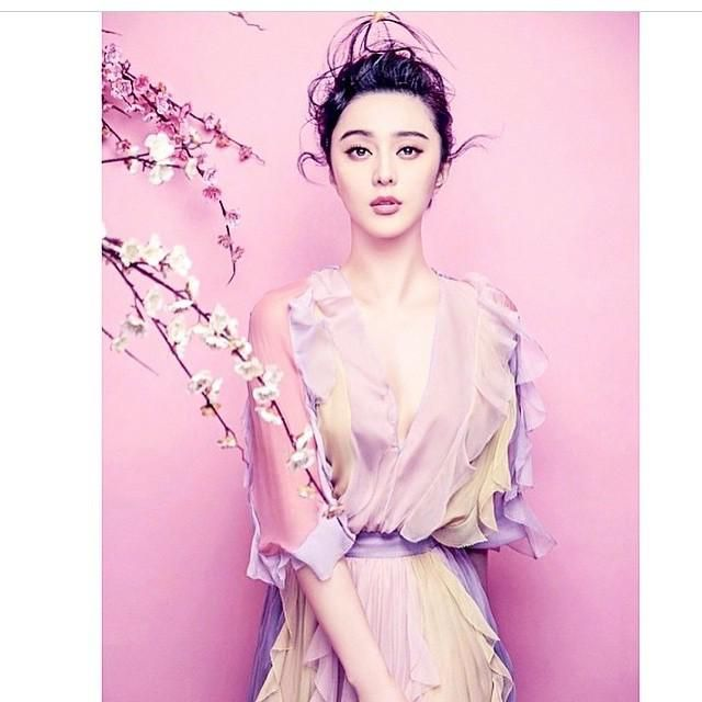 #Evereden Search // #fanbingbing for ellechina wearing #springsummer15 Happy Chinese… http://ift.tt/1E8LZVm