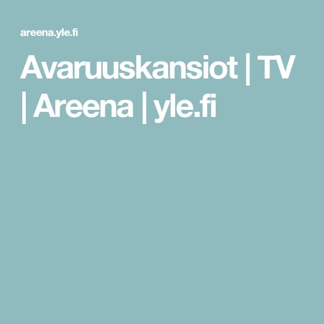 Avaruuskansiot   TV   Areena   yle.fi