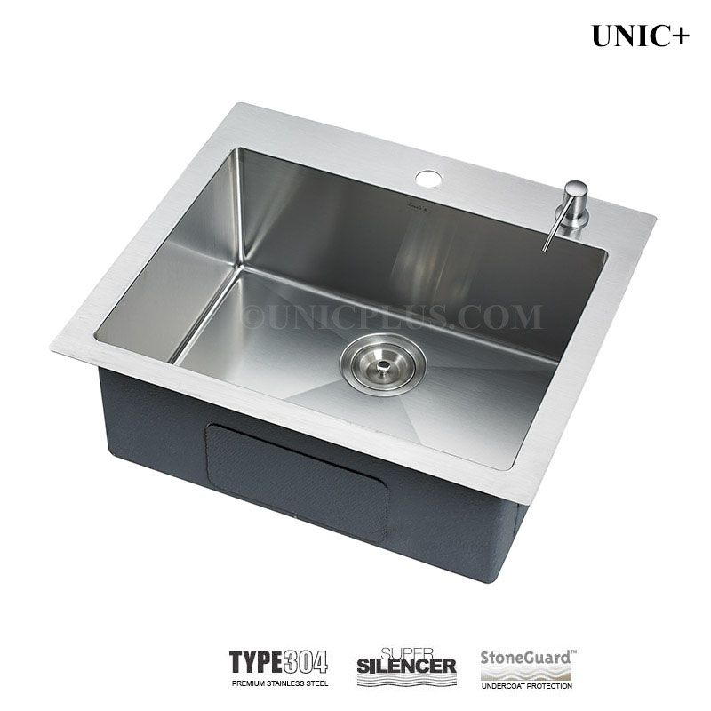 24 Inch Small Radius Stainless Steel Top Mount Kitchen Sink Ktr2421in Vancouver Stainless Steel Kitchen Sink Top Mount Kitchen Sink Apron Sink Kitchen