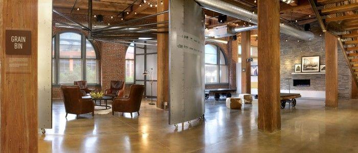 Office Tour Osborn Barr S Saint Louis Headquarters Office Spaces Spaces And Commercial Interiors