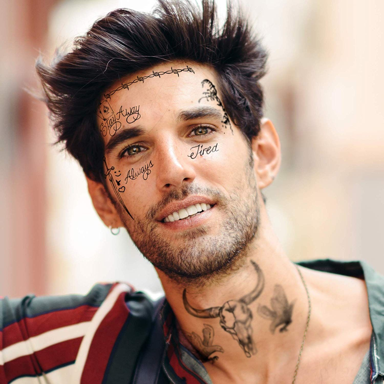 Pin by Ink Daze on ID Post Malone Tattoo set, Tattoos
