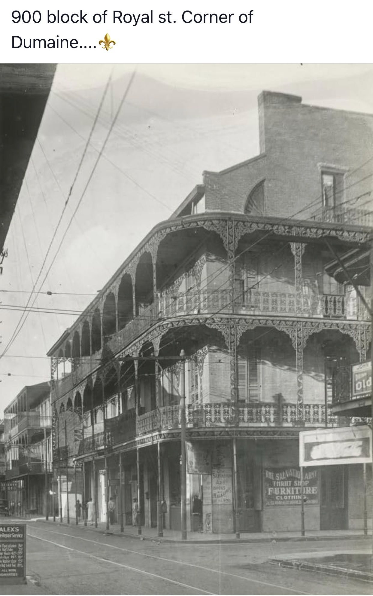 Pin by Tricia R on New Orleans New orleans history, New