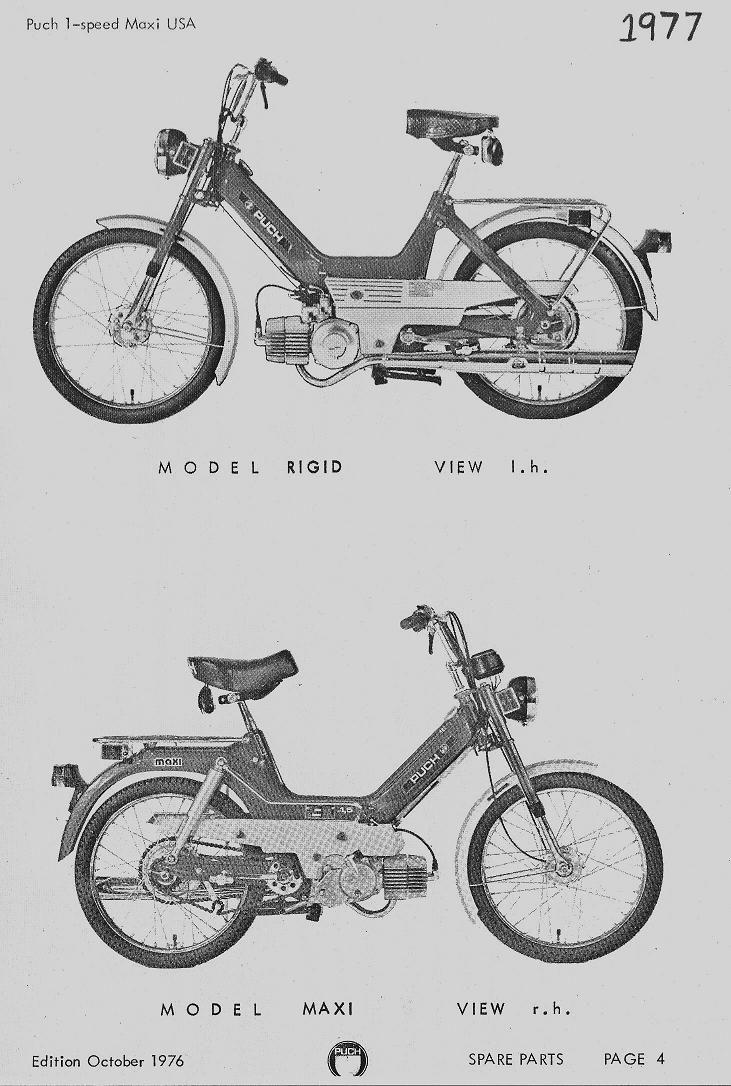 honda 50cc motorbikes