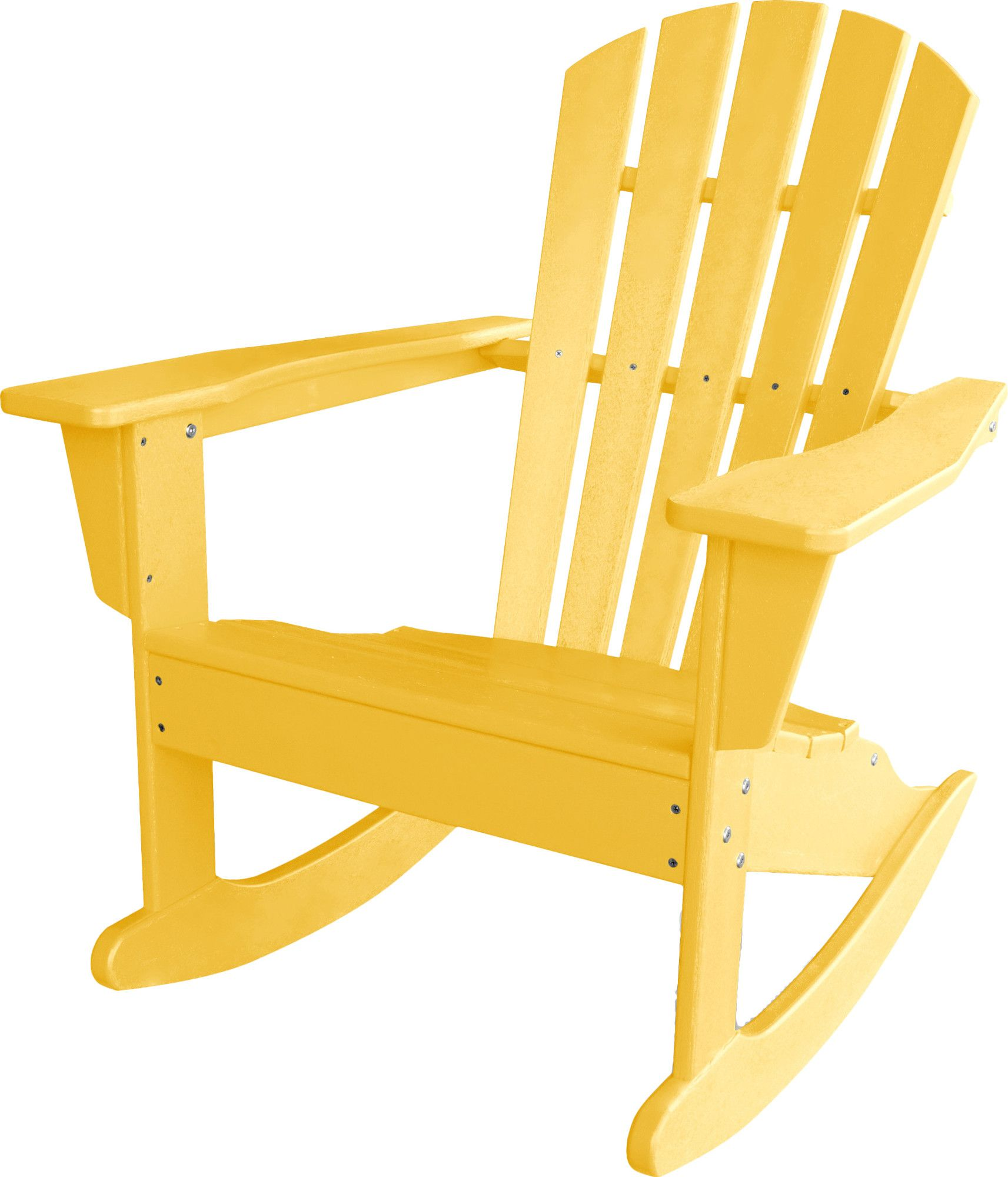 South beach adirondack rocker chair products pinterest products