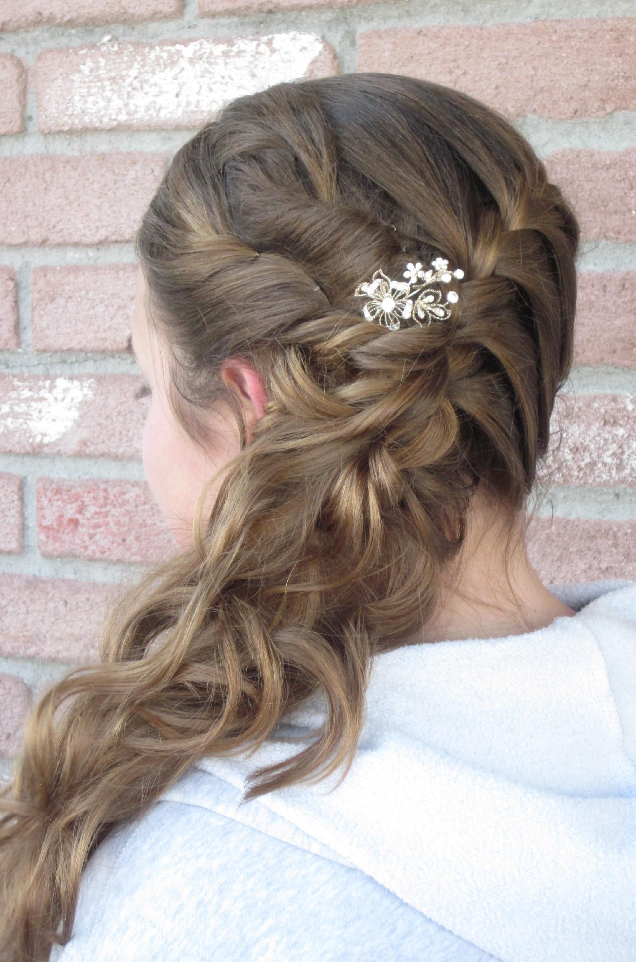 Special Occasions Prom Up Dos Curled Special Occasion Hairstyles Hair Styles Hair And Nail Salon