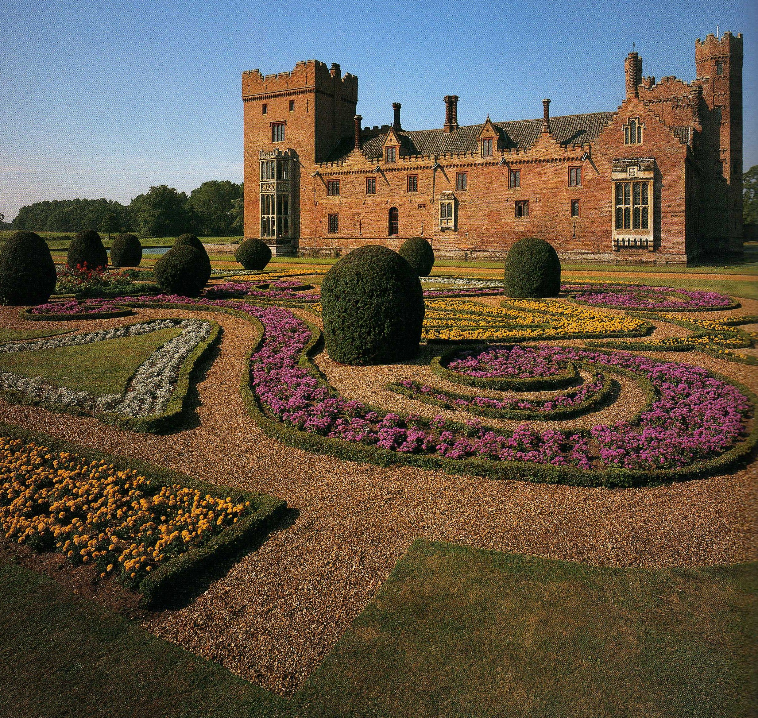 Oxburgh Hall - Oxborough - Kings Lynn, Norfolk