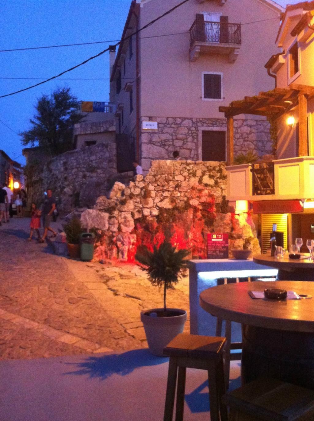 Wine Bar Terrace Restaurant Nada Vrbnik Review Of Vrbnik Krk Island Croatia Terrace Restaurant Croatia Places