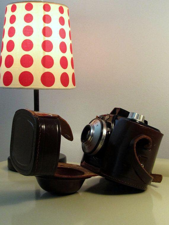 Vintage Camera Agfa Clack 120 Film Camera