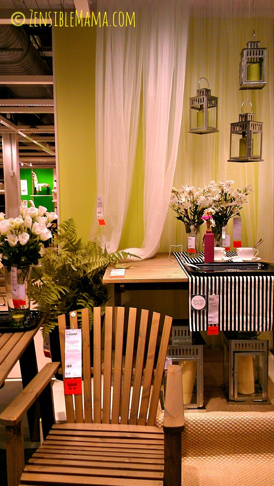 For Patio. Green-colored-themed decor settings and ideas ... on My Dream Patio  id=14942