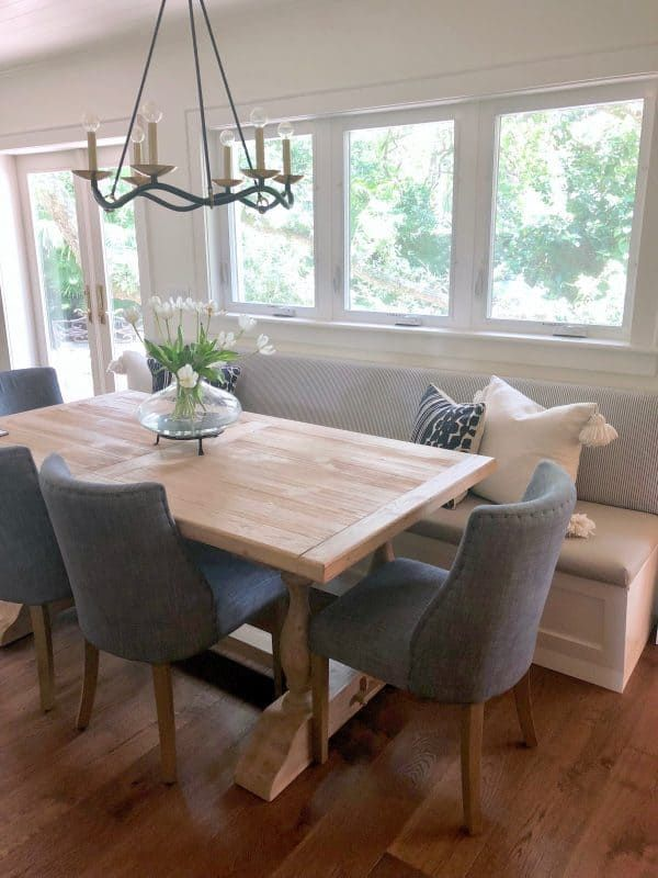 BANQUETTES: Everyones' Favorite Place to Gather - Classic Casual Home
