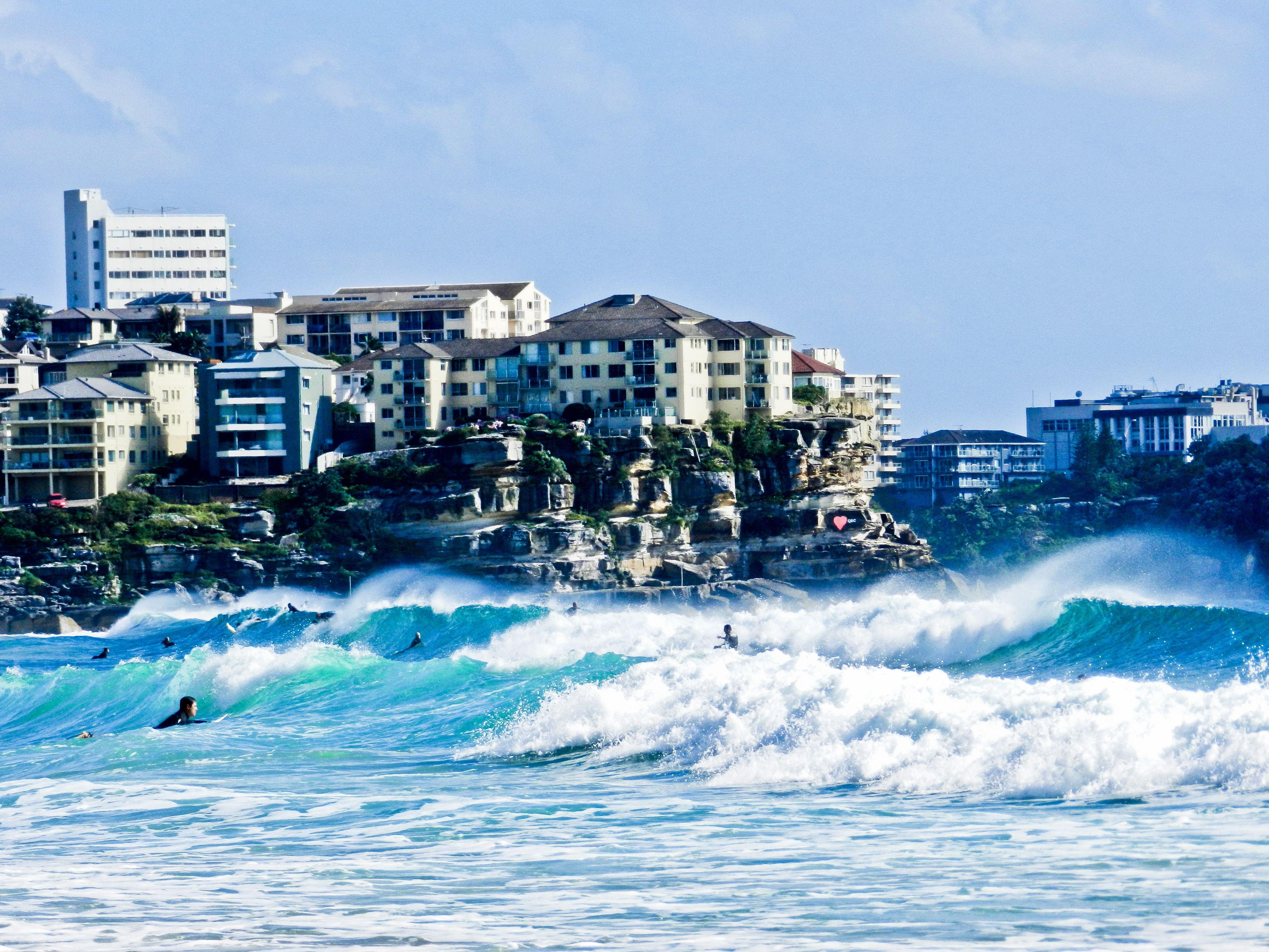 Manly Beach, Sidney, NSW, Australia