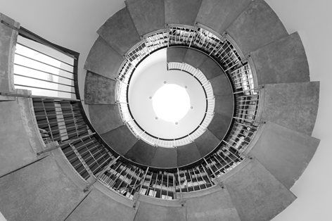 Ampliamento Biblioteca Ezio Vanoni Luigi Caccia Dominioni 1965