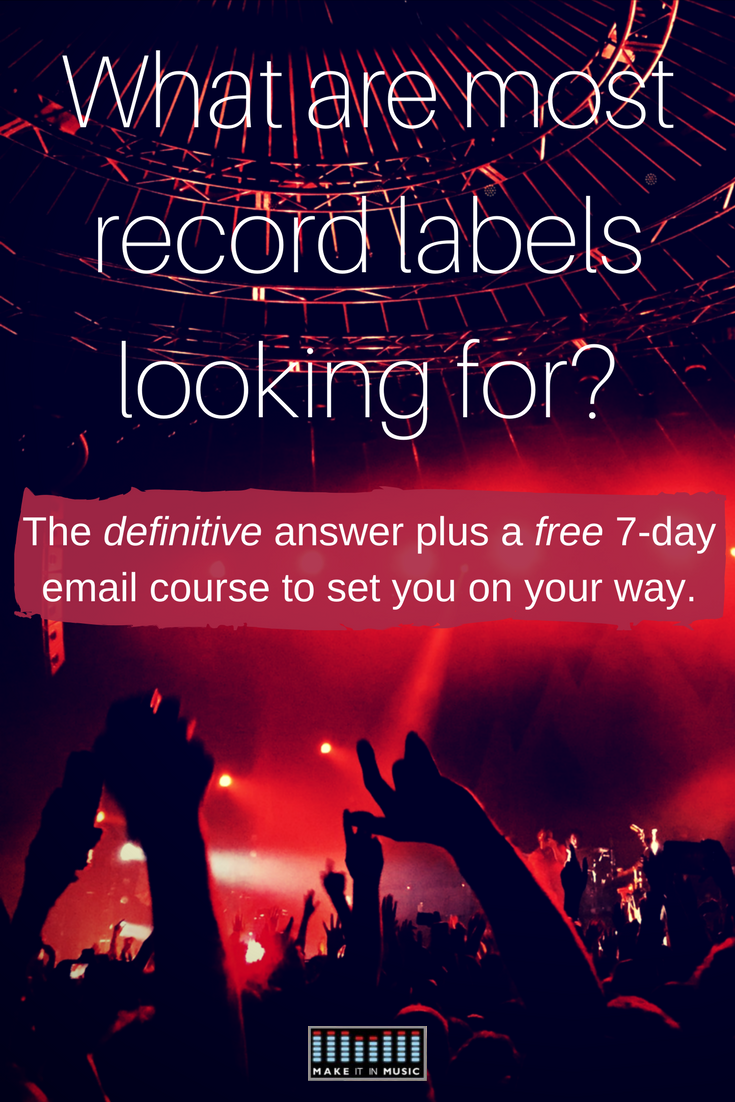 Click To Read The Definitive Quora Answer To The Question Of What Record Labels Look For In An Artist Th Music Business Music Bloggers Music Industry Business