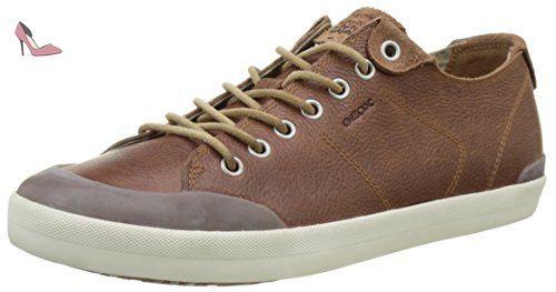 Taupe Sneakers Geox D Femme Basses Sneakers EU Marron Ophira A 41 wr0tCdrq