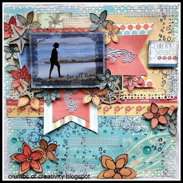 Life is a beach - http://www.pagedrafts.com/    aug 2014