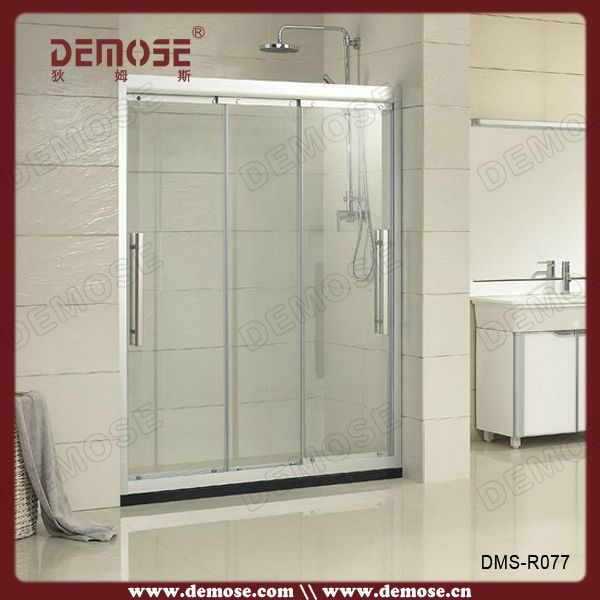 3 Panel Sliding Doors Spare Parts Tempered Shower Enclosure Tub Shower Doors Shower Tub Shower Enclosure