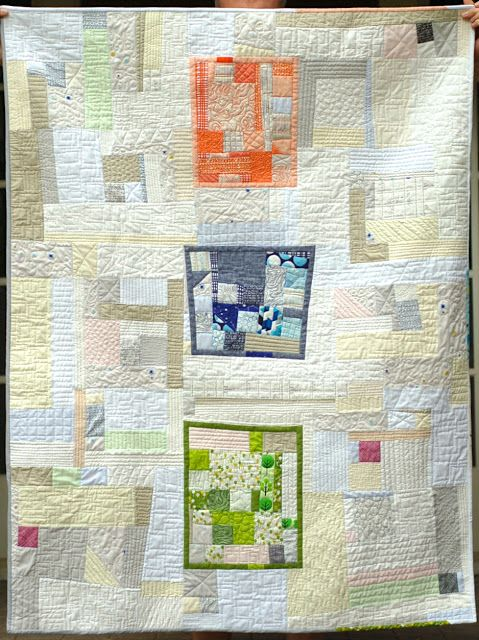 Sew Paint Create: Color Study my Sisters Quilt | Modern quilts ... : sisters quilt festival - Adamdwight.com