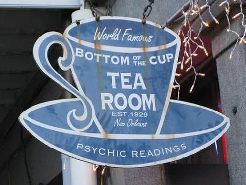 Bottom Of The Cup Tea Room Psychic Readings Fine Tea And Metaphysical Gifts Tea Room Tea New Orleans