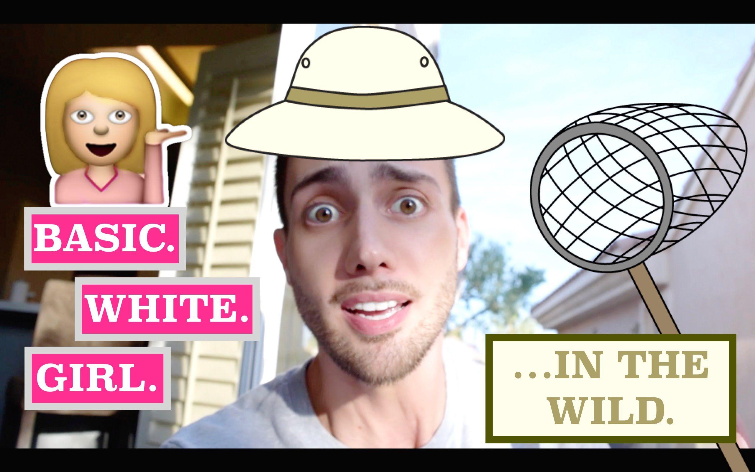 Basic white girl in the wild basic white girl white