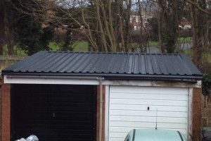 Best This Semi Detached Pair Of Garages In Redditch Were 400 x 300
