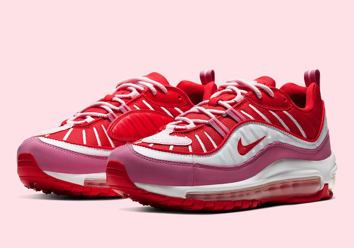 Nike Prepares For Valentines Day 2020 With The Air Max 98