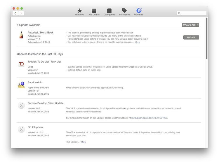 Learn How To Install Mac Os Updates From Apple S Mac App Store