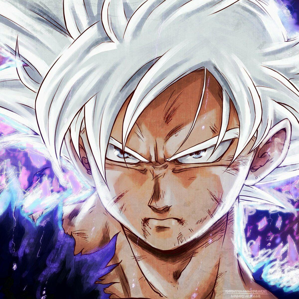 Son Gokū Migatte No Gokui Full Power In Color Tumblr