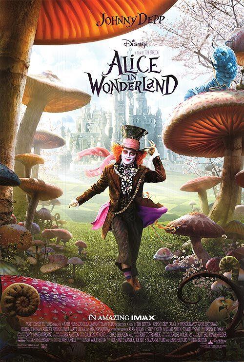Best Of The Mickey Ears Headbands Alice In Wonderland Poster